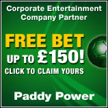 Free Bet with Paddy Power