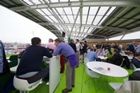 The Oval Cricket Hospitality