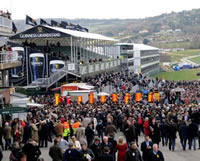 Cheltenham Racegoers Lunch & Viewing Hospitality Package